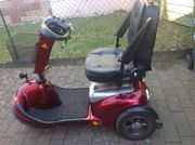 Elektromobil Dreirad Scooter Föhr 3