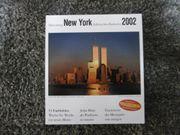 Rarität New York Bürotisch Wochenkalender