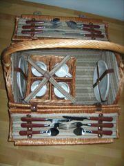 Picknickkorb groß ca 46 cm