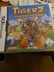 Nintendo DS Spiel Tigerz