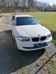 BMW 118 D nur bis