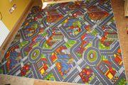 Spielteppich Straßenteppich Teppich