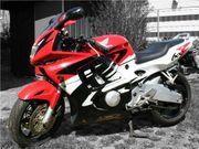 Honda CBR 600 FV