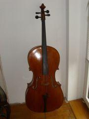Wunderschönes böhmisches Cello Violoncello Karel