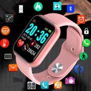 Damen Mädchen Smartwatch