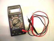DIGITEK Instrument DT 3800 Multimeter
