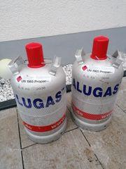 Alugas Gas 11kg voll unbenutzt