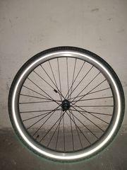 Fahrradfelge komplett 26 Zoll
