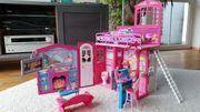 Barbie Haus Koffer