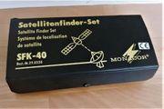 Satellitenfinder-SET MONACOR SFK-40