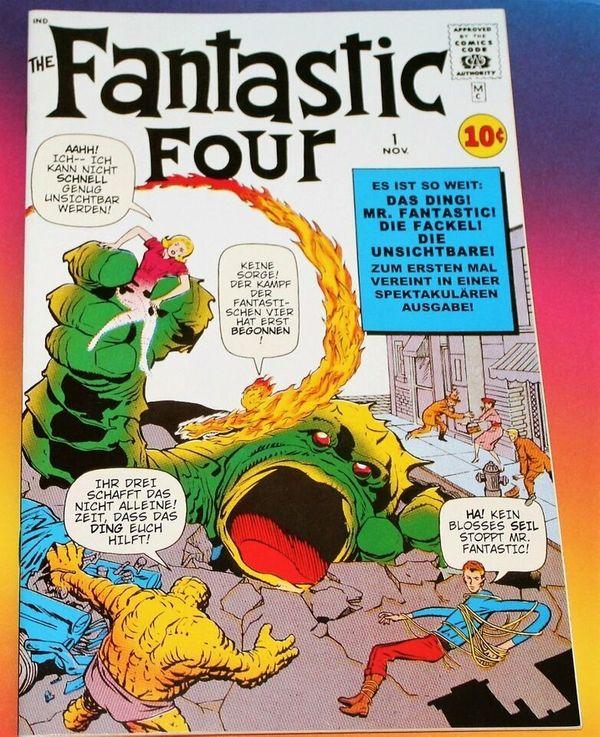 ?Panini Comic Nr. 1: The Fantastic Four ?