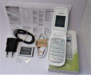 Samsung GT-E1270 Klapphandy in weiß