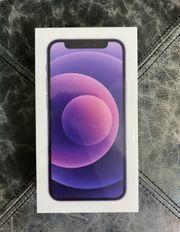 IPhone 12 mini Violett Purple