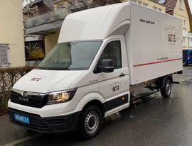 Vermiete Umzugstransporter Automatik nur EUR 129: Kleinanzeigen aus Lauterach - Rubrik Nutzfahrzeuge Vermietung, gewerblich