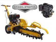 15 PS Briggs Stratton Benzinmotor