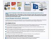 Account Manager International B2B m