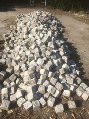 kleines Granit Pflaster Naturstein Kleinpflaster