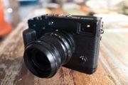 Fujifilm X-Pro2 inkl Objektiv 23mm