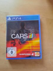 Ps4 Spiel Project Cars