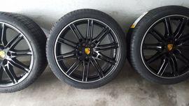 Bild 4 - Porsche Cayenne 7P 21 Zoll - Syke