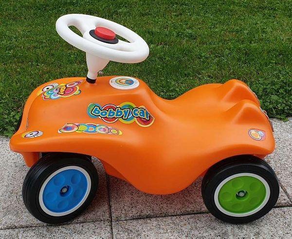 New Big Bobby Car Pop