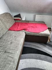 Ecksofa Couch Sofa
