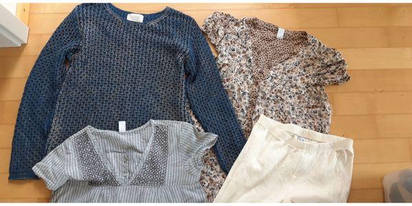 Marken Kleiderset für Mädchen von Zara Kids Gr. 152 164 4