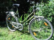 Nostalgie-Damenrad von Firma Emil Hahn-Backnang