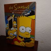 Die Simpsons 10 Staffel Season