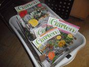 Mein schöner Garten - Zeitschriften 30 Stück