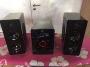 LG FA162 Micro-Hi-Fi-System 160 Watt