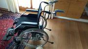 MEYRA Leichtgewicht - Rollstuhl - elektrisch