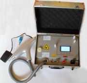 Nd YAG Laser super-kompaktes Koffergerät