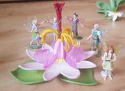 Schleich Bayala Elfenkarussell mit Figuren