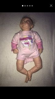 Reborn Baby Puppe Sophia