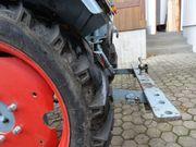 Traktorreifen mit Felge