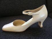 Brautschuhe - Größe 7 - Nina Fiarucci
