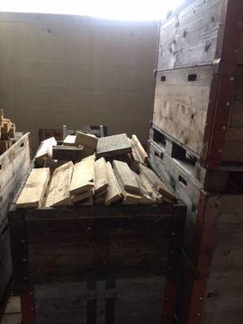 Brennholz Weich - in Europaletten ca: Kleinanzeigen aus Ludesch - Rubrik Holz