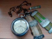Taschenuhren 800ter Silber
