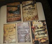 Joe Abercrombie Englische Bücher