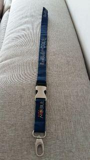 Red Bull Schlüsselanhänger umhängeband