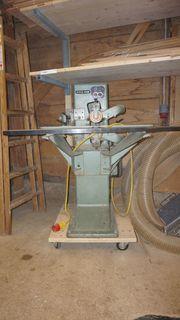 Holzher Bündighobelmaschine