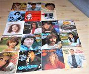 15 Original Single Schallplatten je
