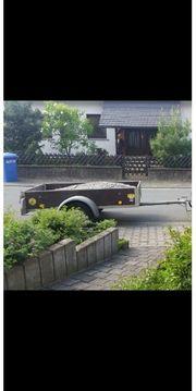 PKW Anhänger Fa Kress 750kg