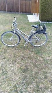 Fahrrad Damenfahrrad Hercules