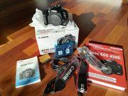 Canon EOS 450D - Digitale Spiegelreflexkamera