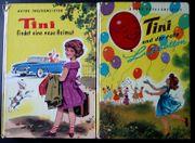 2 alte Tini - Mädchenbücher von
