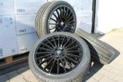 19 Zoll Schwarz Kompletträder Mercedes