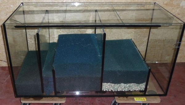Aquarium Bio Filter 100x50x50 mit