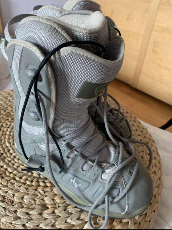 Snowboard Boots Schuhe Größe 27